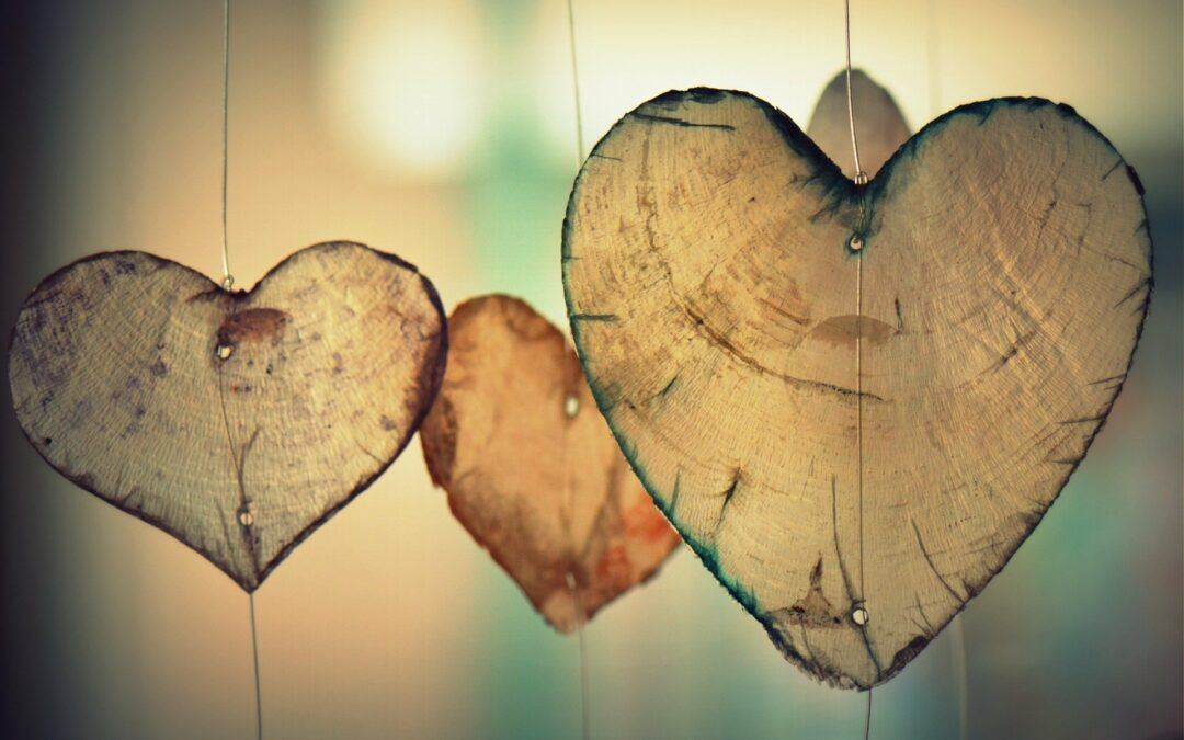 Why the Heart Needs More Good, Tested Voices.